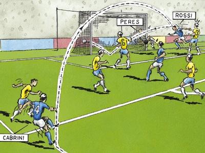 Footstats le statistiche del calcio italiano for Disegni calciatori da colorare per bambini