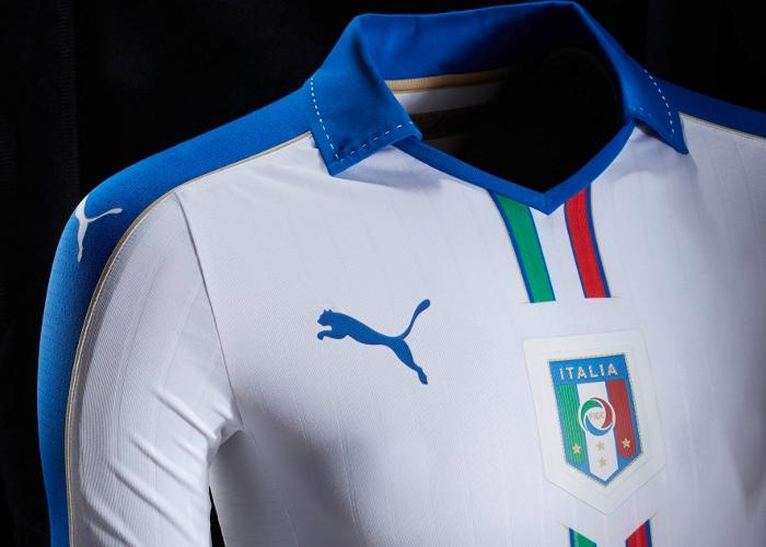 tuta italia calcio 2016