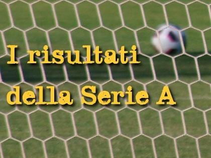 Serie A Risultati 33a Giornata Classifica E Prossimo Turno Footstats Le Statistiche Del Calcio Italiano